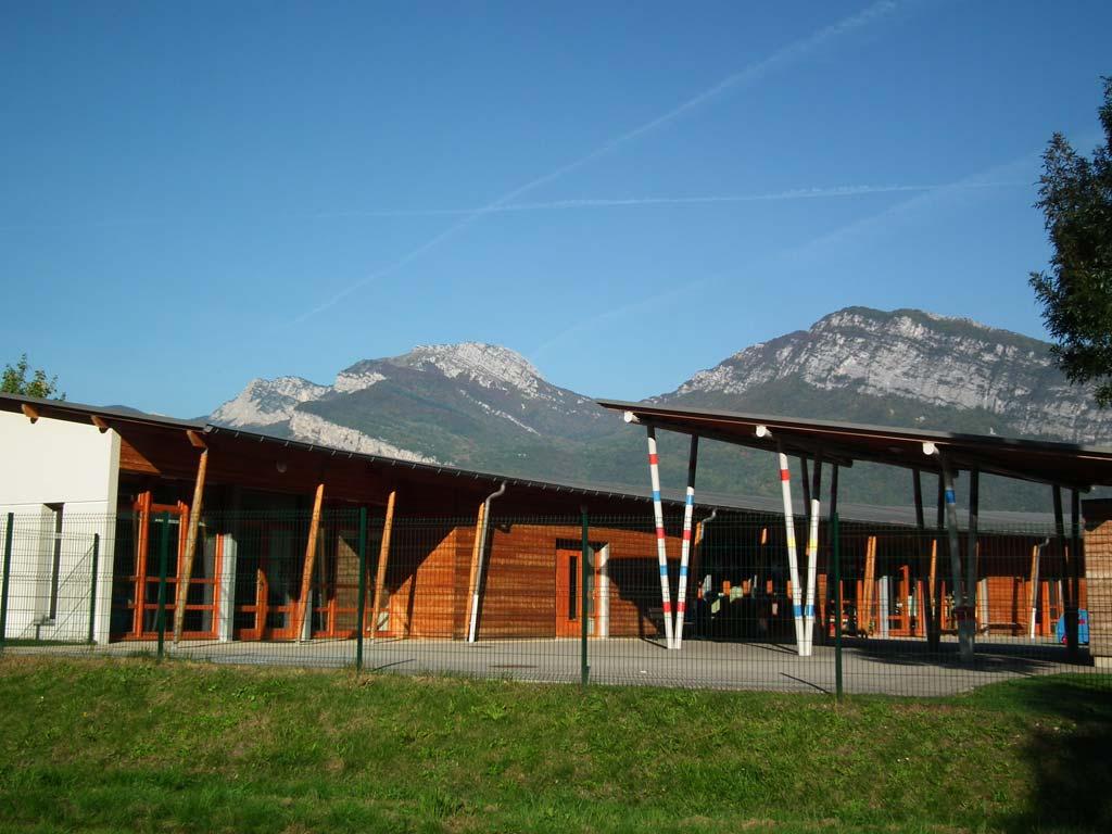École Maternelle Noyarey