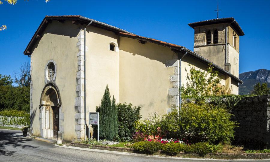 Rénovons l'église Saint-Paul de Noyarey!